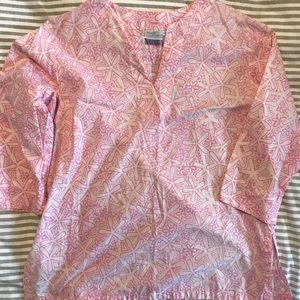 d1a9ea13 Cotton Blouse from Blue Ginger, Hawaii